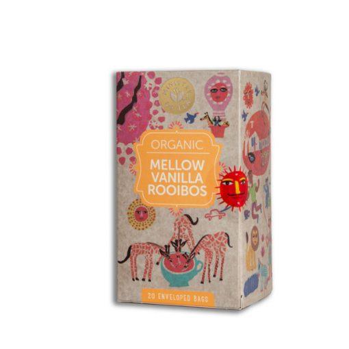 Pukka Vaníliás Rooibos Tea - filter, 20 db, Ministry of Tea, 35 g