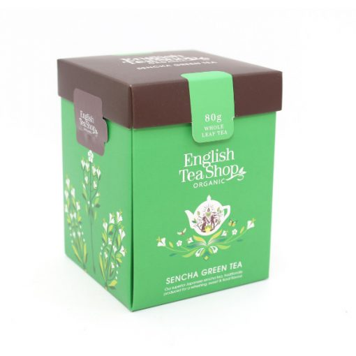 English Tea Shop Japán Zöld Sencha Szálas Tea - 80 g