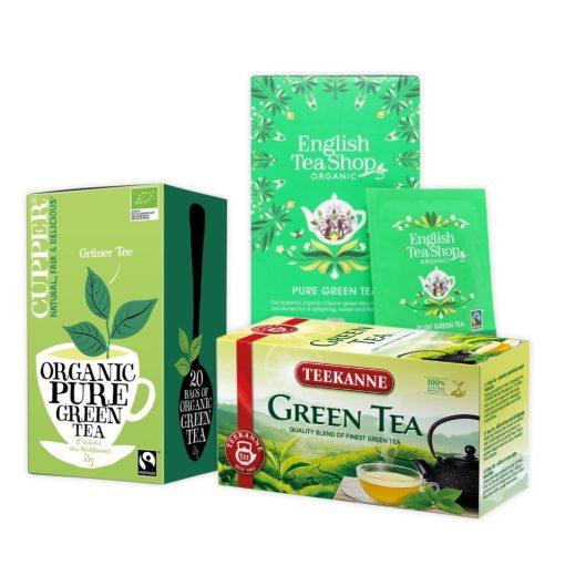 Zöld tea kezdőcsomag