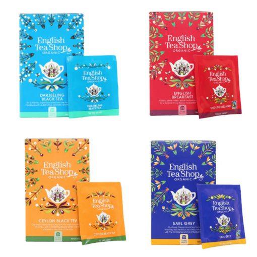 English Tea Shop Fekete Tea kezdőcsomag