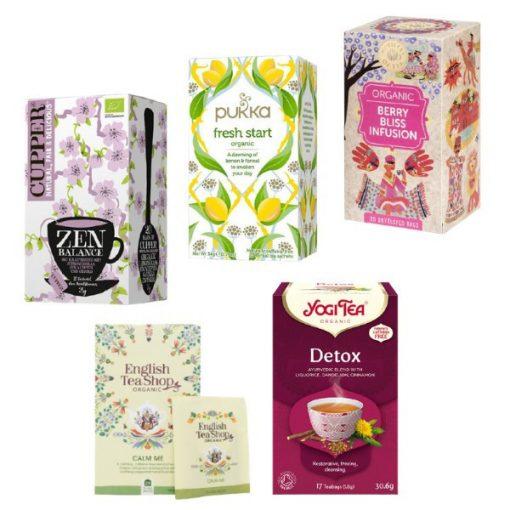 Wellness teacsomag