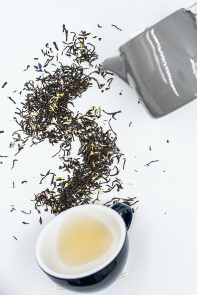 Szálas tea