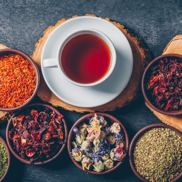 Hogyan kell helyesen tárolni a teákat?